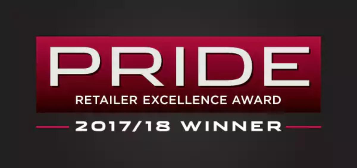 Pride of Jaguar Award