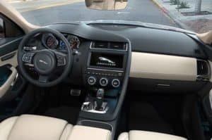 2019 Jaguar E-PACE Interior
