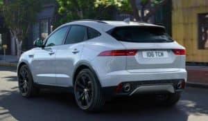 2019 Jaguar E-PACE Performance
