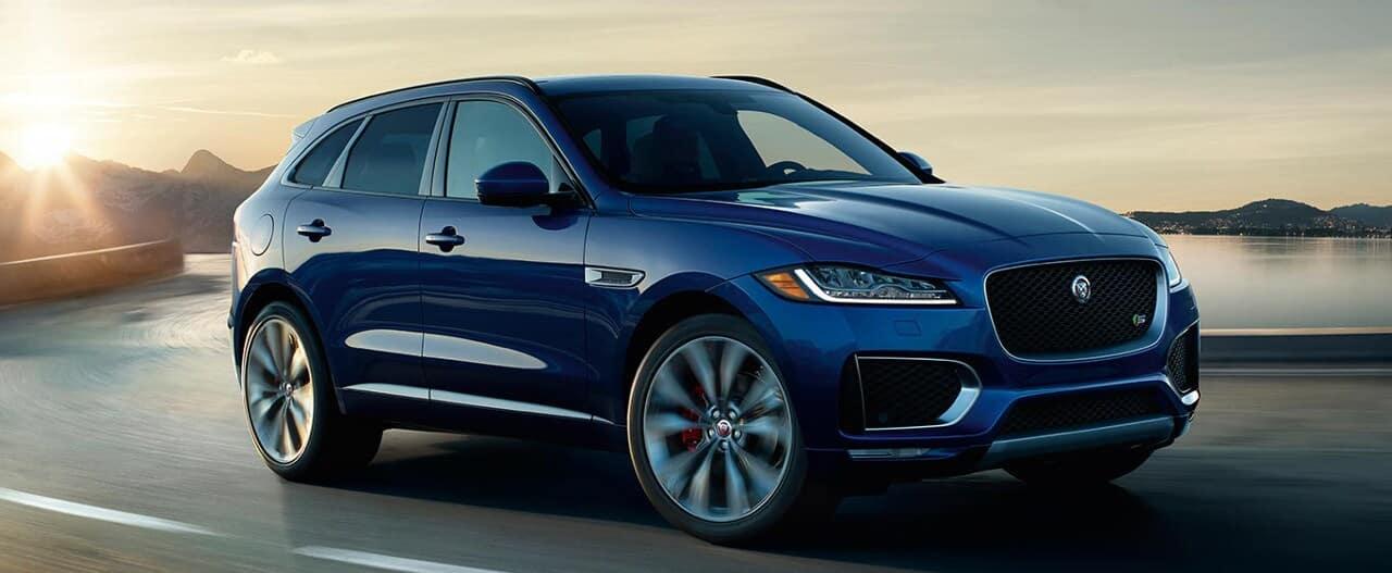 Jaguar F-PACE Reviews