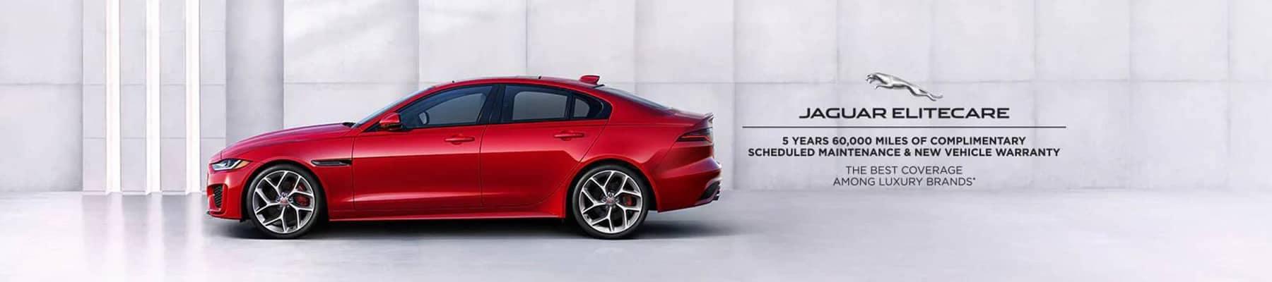 Jaguar EliteCare Warranty