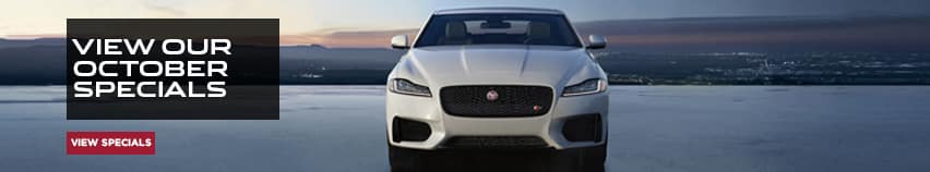 View Our October Specials at Jaguar of Naperville