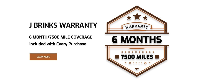 J Brinks Warranty