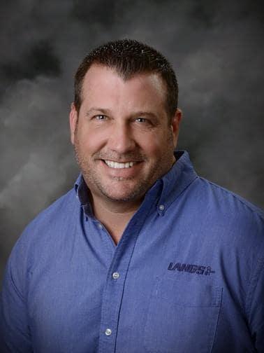 Collision Center Manager Eric Soehner