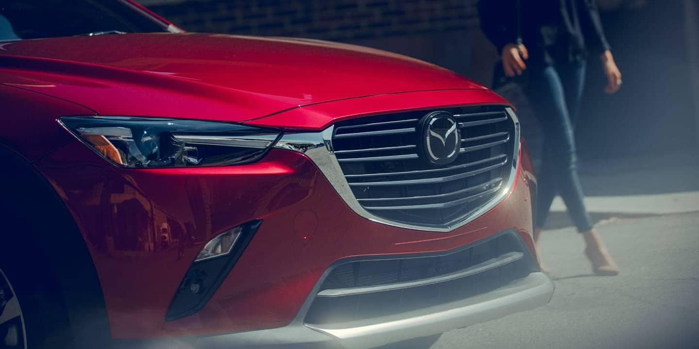 2019 Mazda CX-3 Small SUV