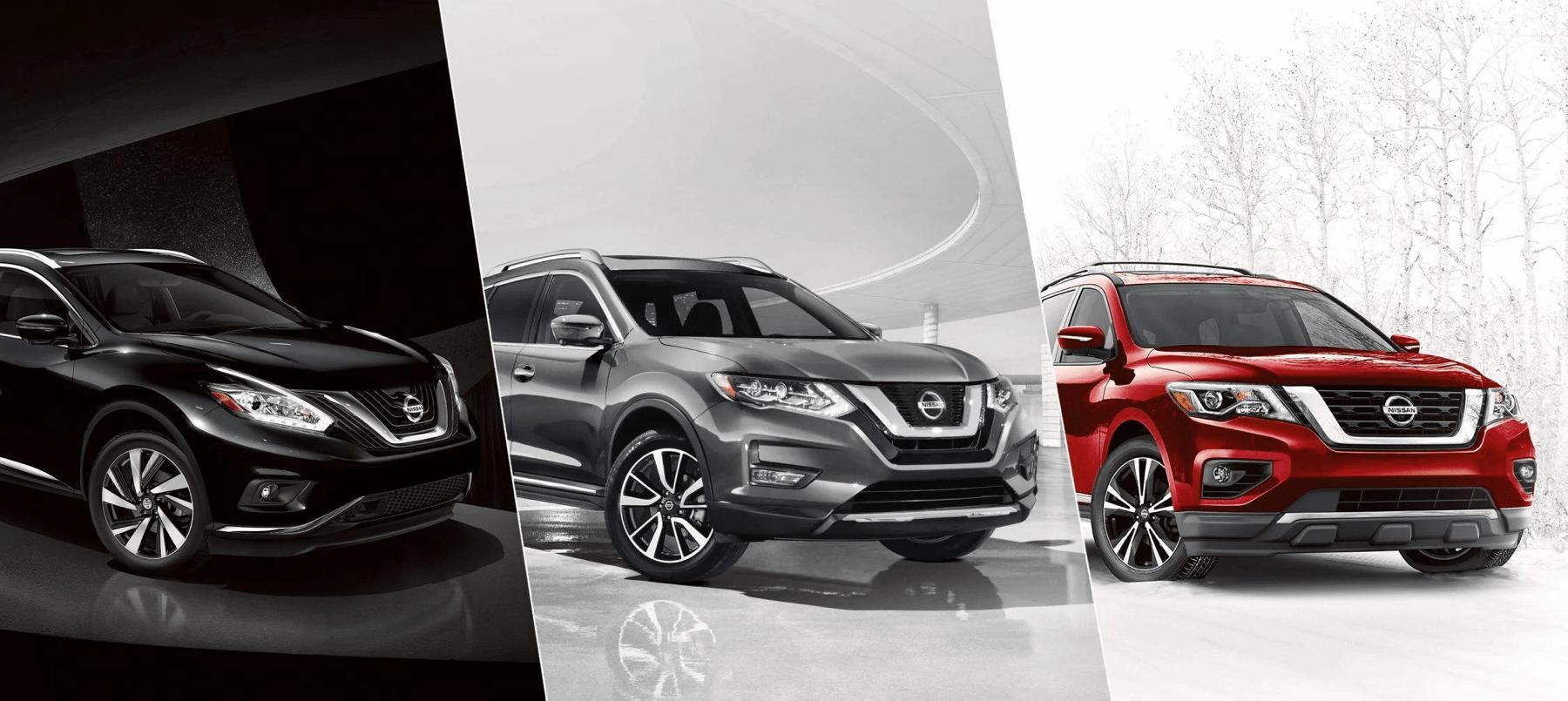 2018 Nissan models