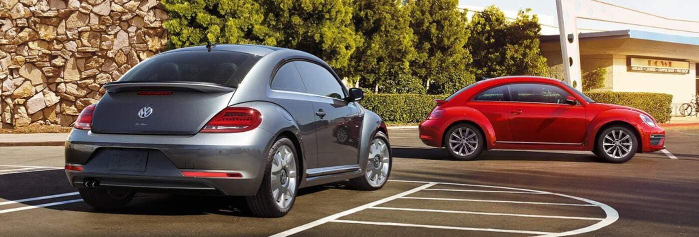 2018 Volkswagen Beetle Safety Features