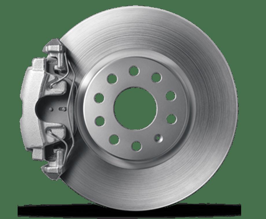 2018 VW Beetle disc break