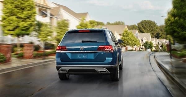 2018 Volkswagen Atlas safety scores
