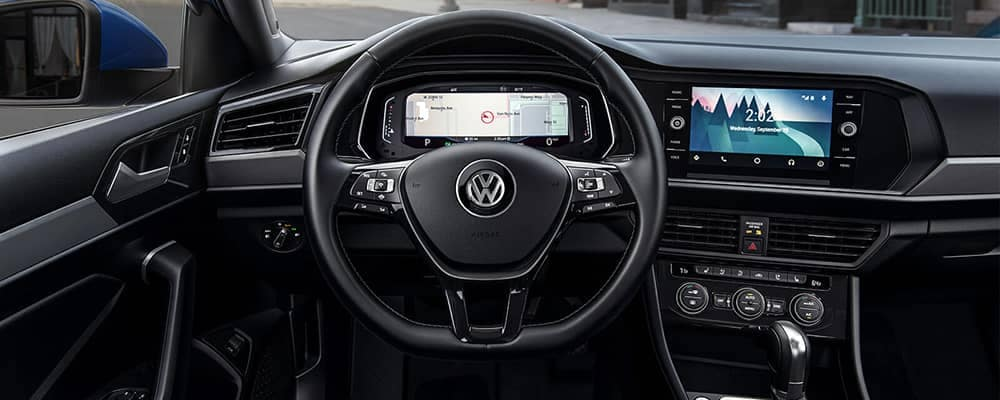 2019 VW Jetta Dash