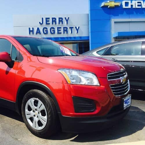 Chevy Dealers Chicago Jerry Haggerty Chevrolet