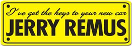 Jerry Remus Logo