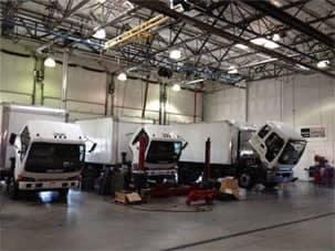 izuzu truck service