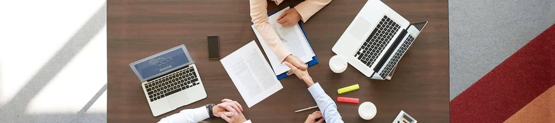 careers handshake