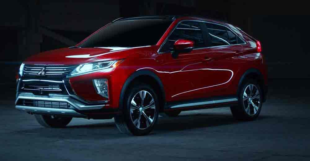 2019-Mitusbishi-Eclipse-Cross-black