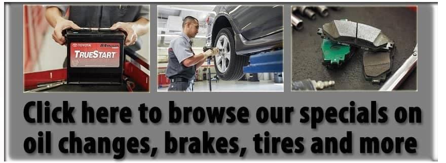 Auto Service, Oil Change & Car Maintenance near Nottingham