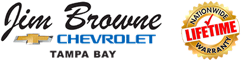 Jim Browne Chevrolet logo