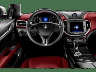 2019 Gihibli Steeringwheel