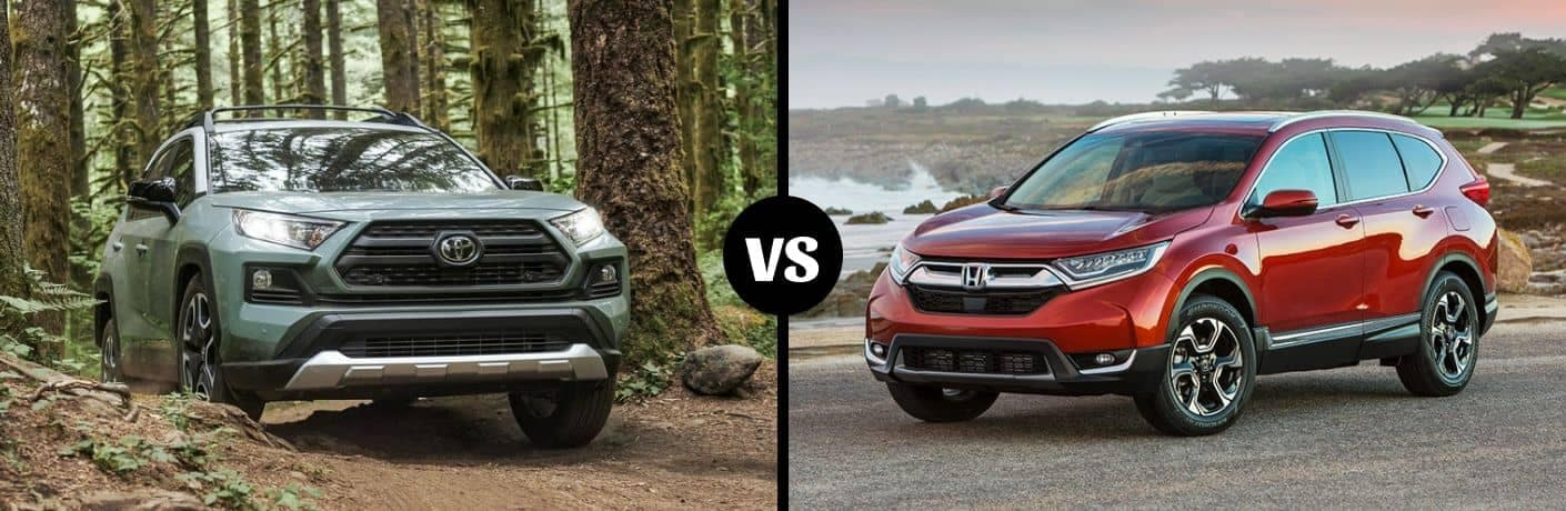Rav4 vs CRV