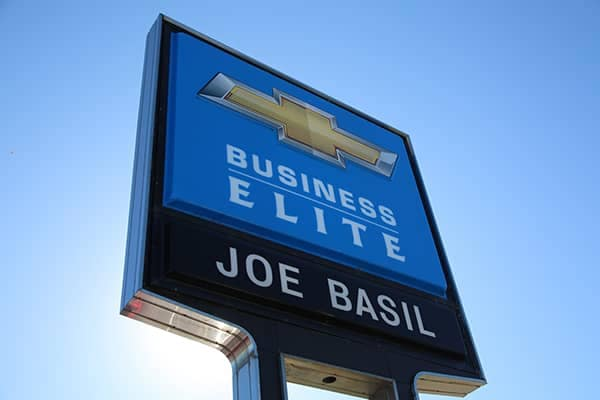 Joe-Basil-Sign