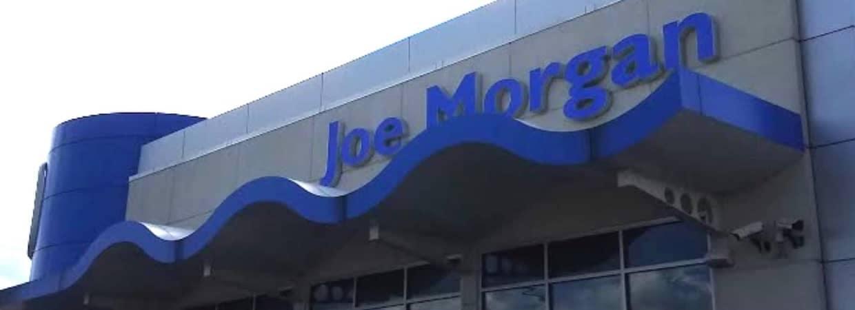 seo-mobile-joe morgan dealership during the day
