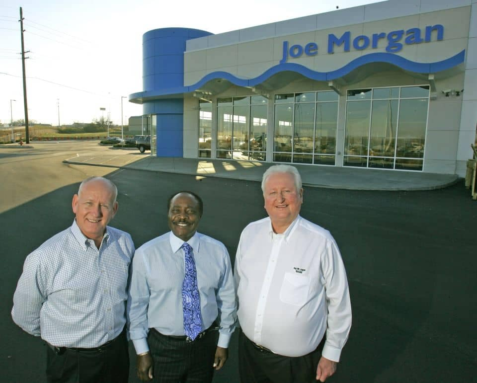 joe morgan about us photo