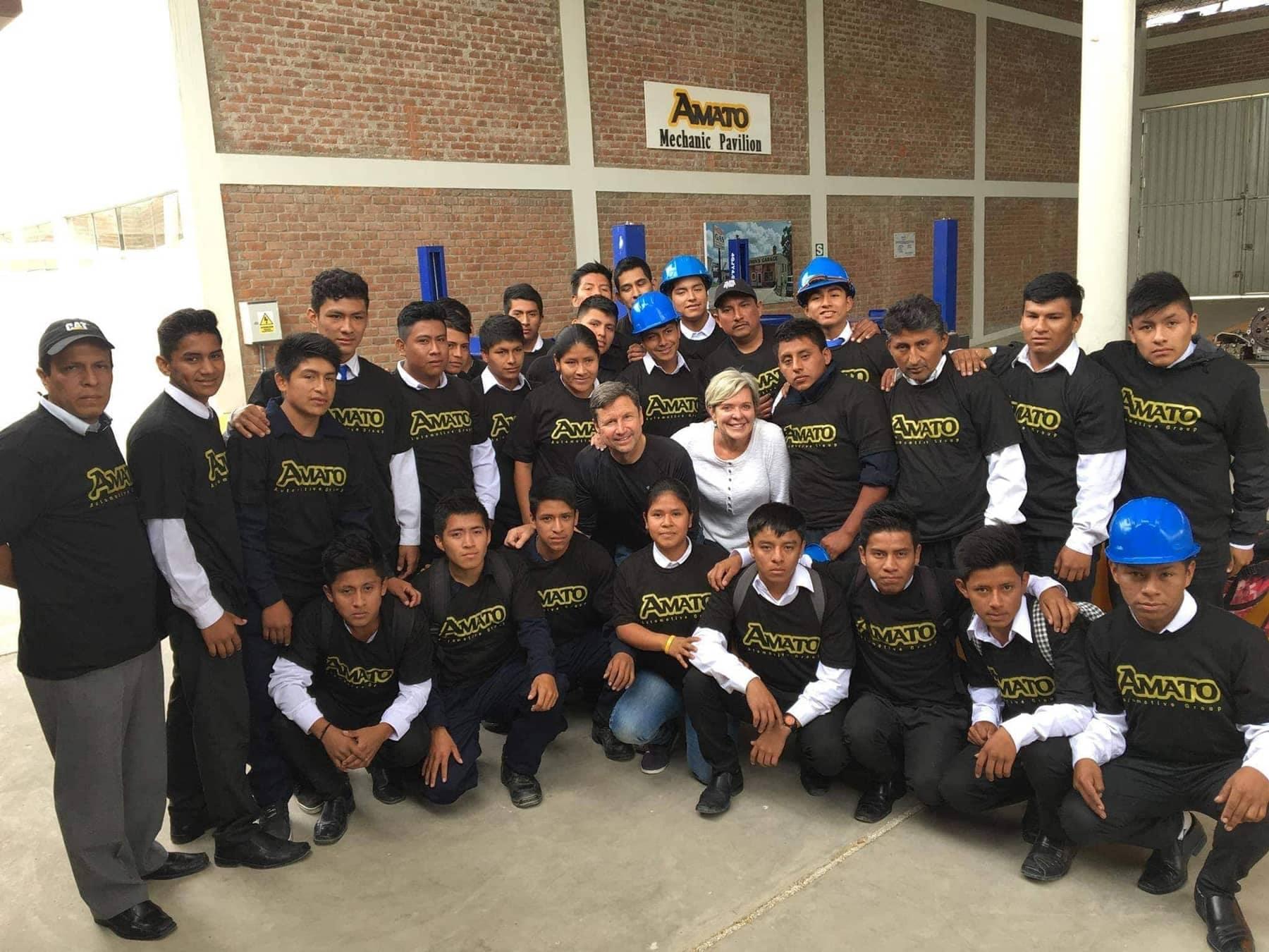 The Amato Family Foundation - Group Photo
