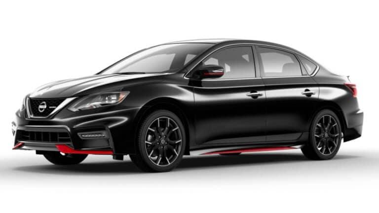 A black 2019 Nissan Altima Nismo