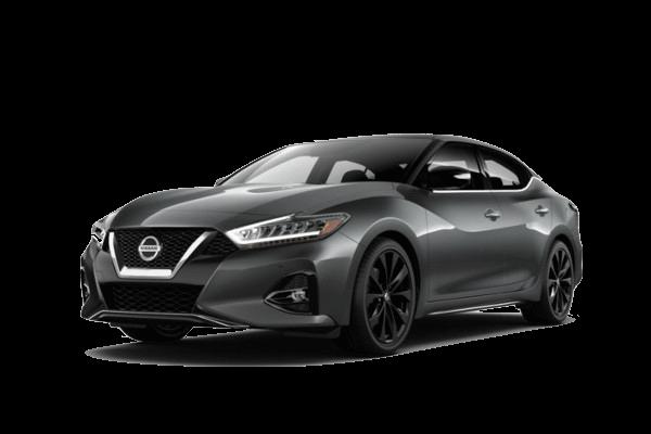 A grey 2019 Nissan Maxima