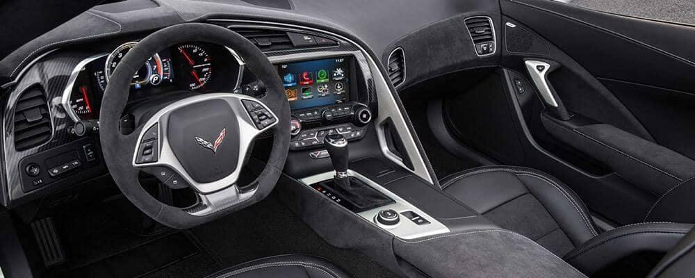 2017 Corvette Stingray Interior