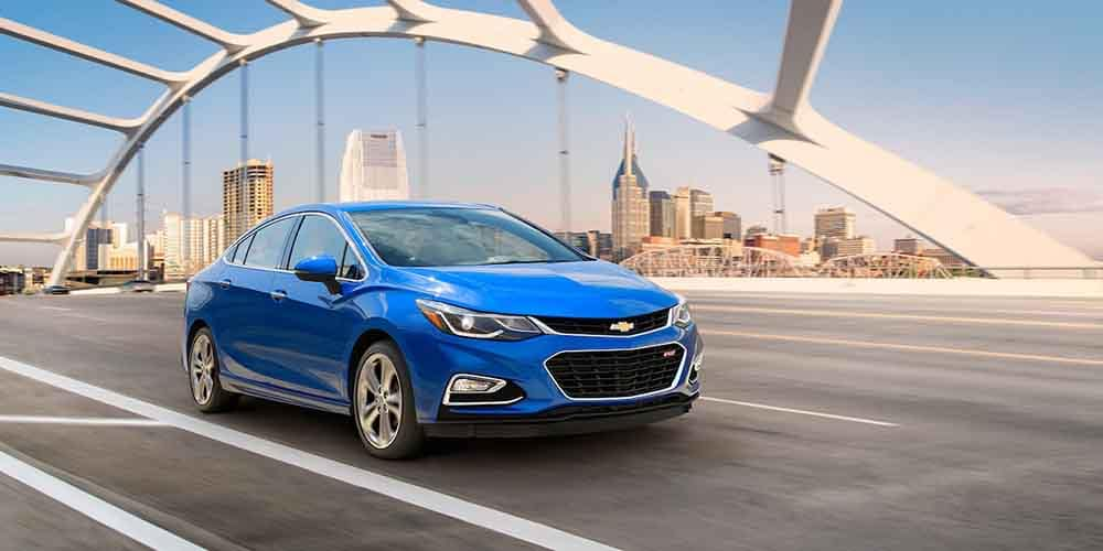 2018 Chevy Cruze Performance
