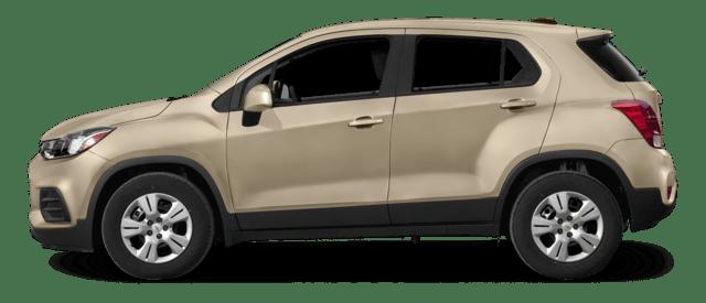 2018 Chevy Trax LS