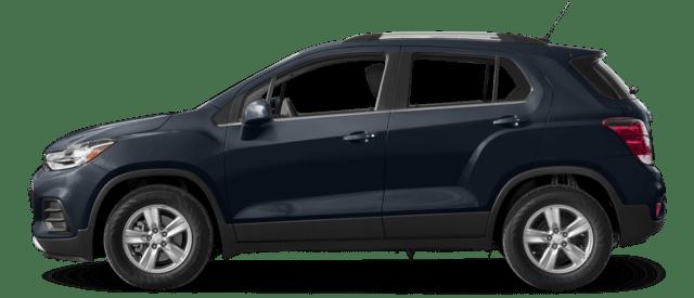 2018 Chevy Trax LT
