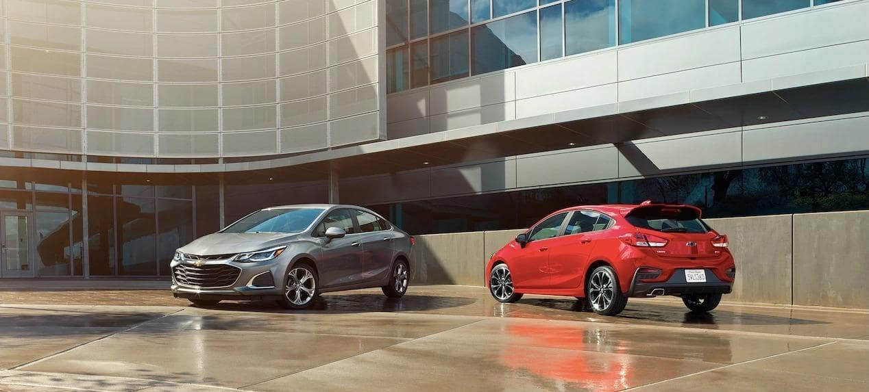 2019 Chevy Cruze Pair