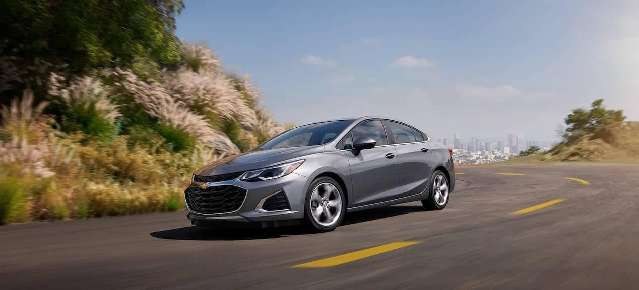 2019 Chevy Cruze Performance