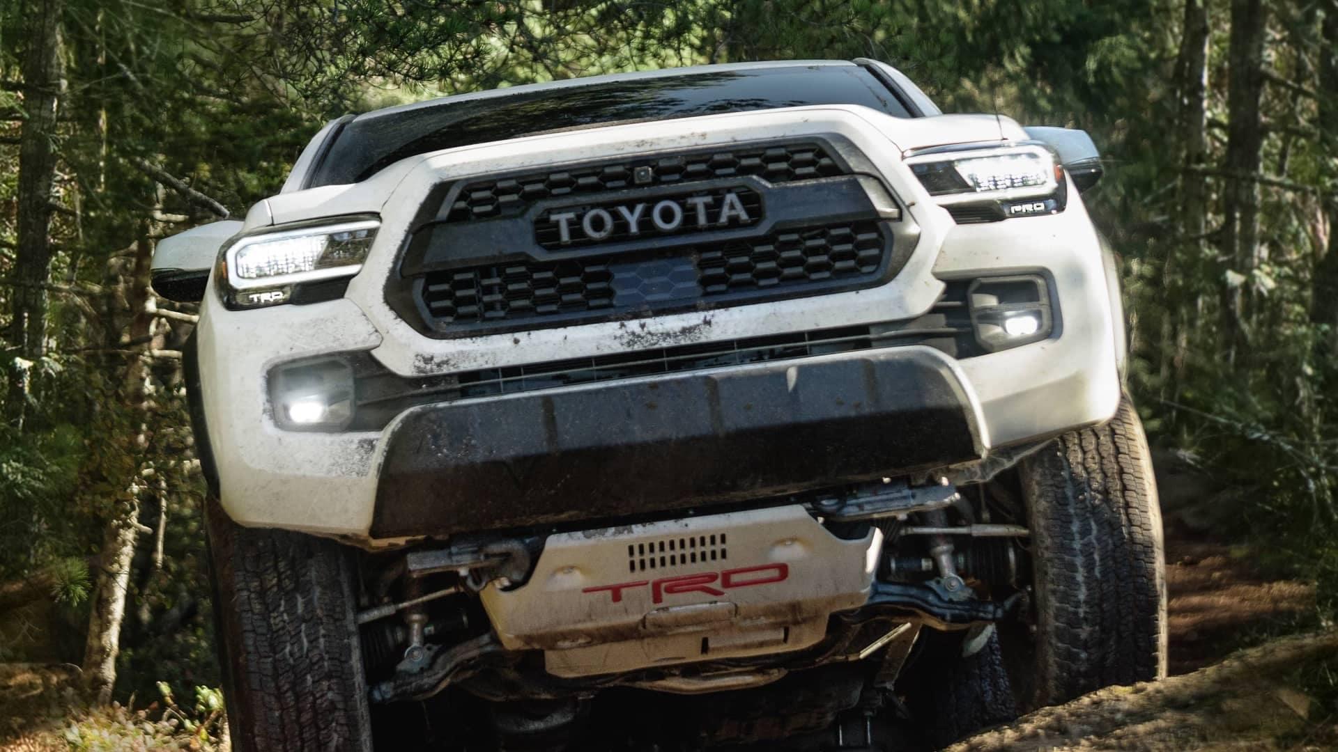 TRD pro truck
