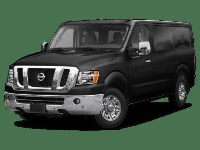 thumbnail 2017 Nissan Passenger NV angled