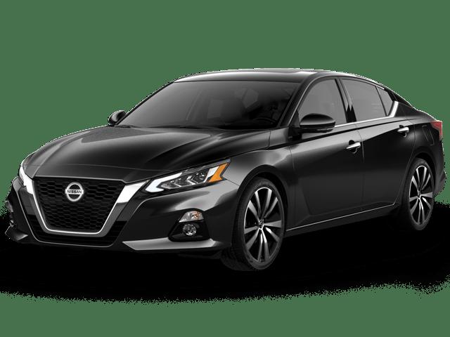 thumbnail 2019 Nissan Altima angled