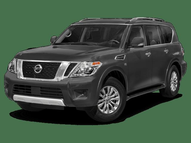 thumbnail 2019 Nissan Armada angled