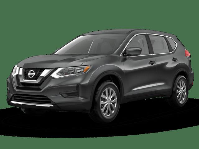 thumbnail 2019 Nissan Rogue angled
