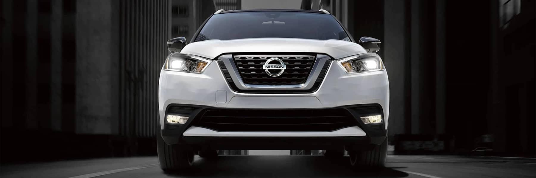 2020 Nissan Kicks Exterior Grille Front View