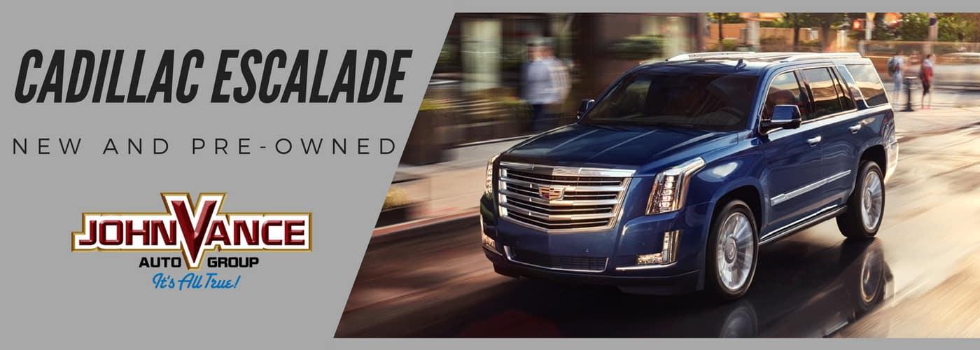 Cadillac Escalade for Sale Edmond Oklahoma City