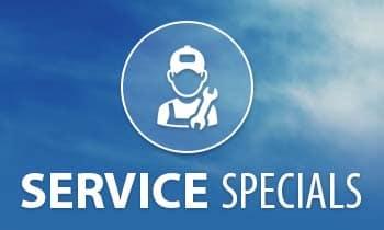 John Vance Service Specials