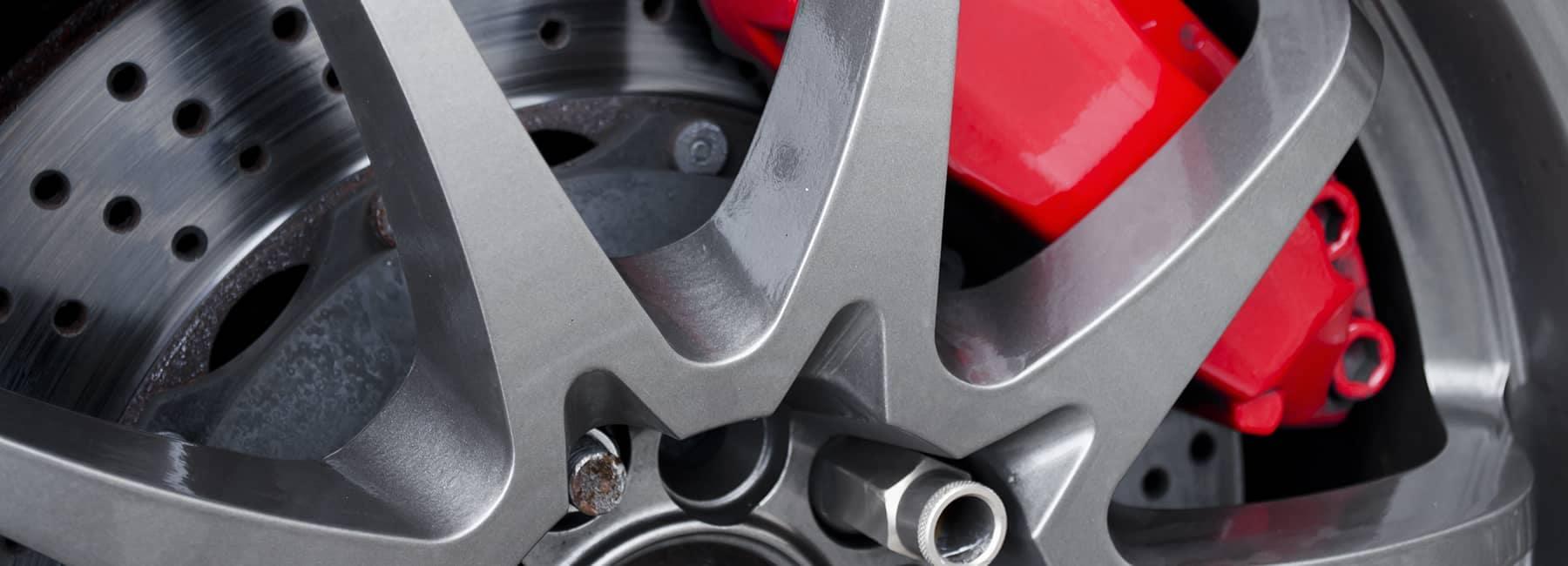 Parts Wheel
