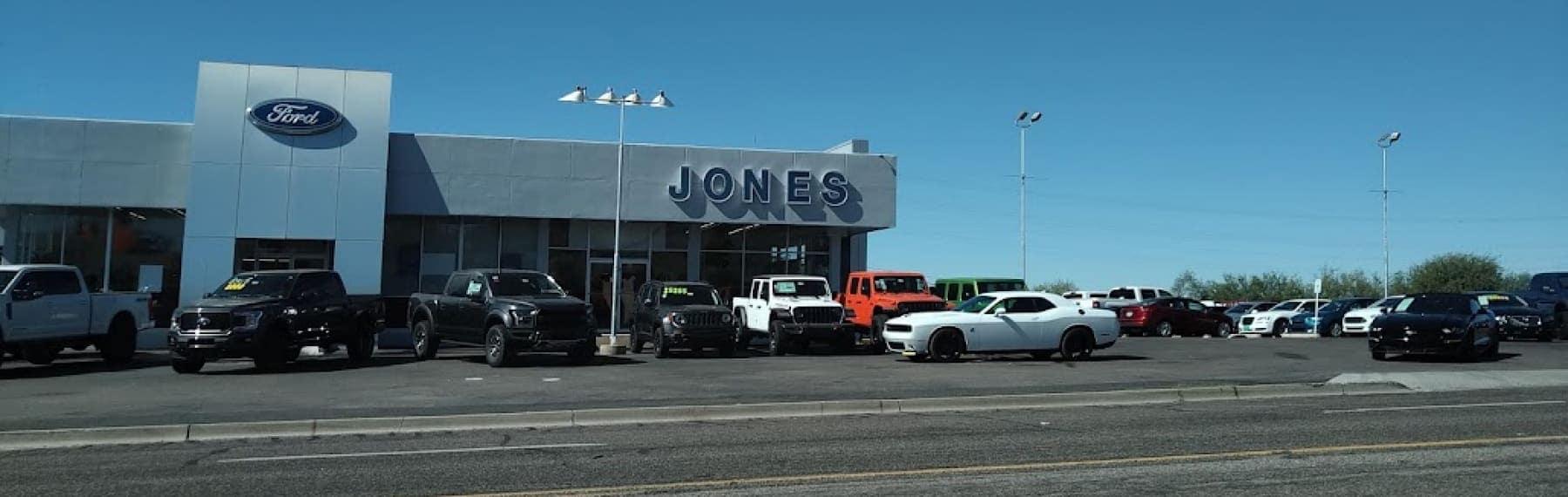 Jones Ford Wickenburg