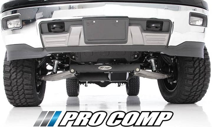 Pro Comp Suspension