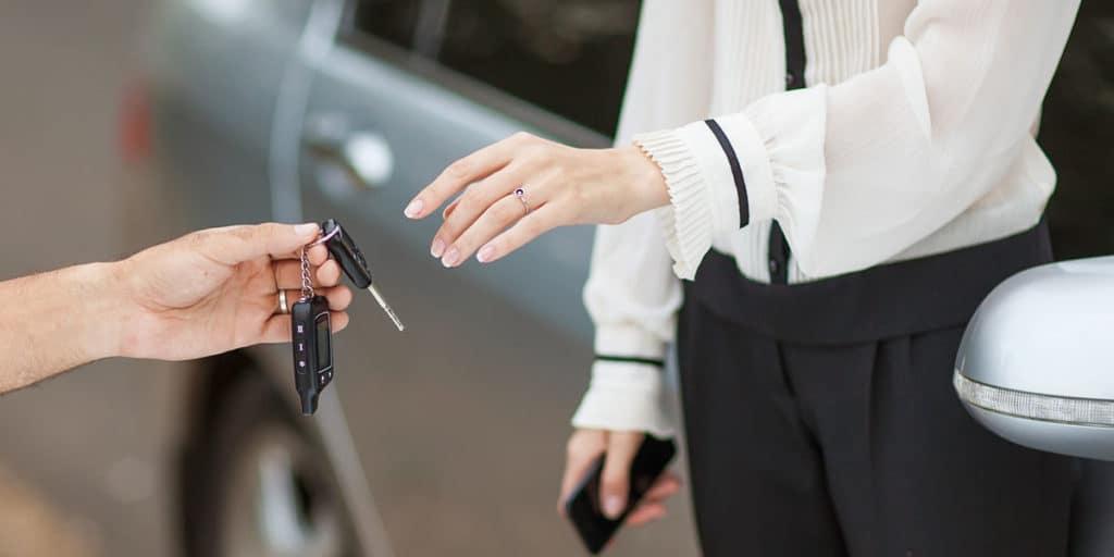 Buying a Luxury Car