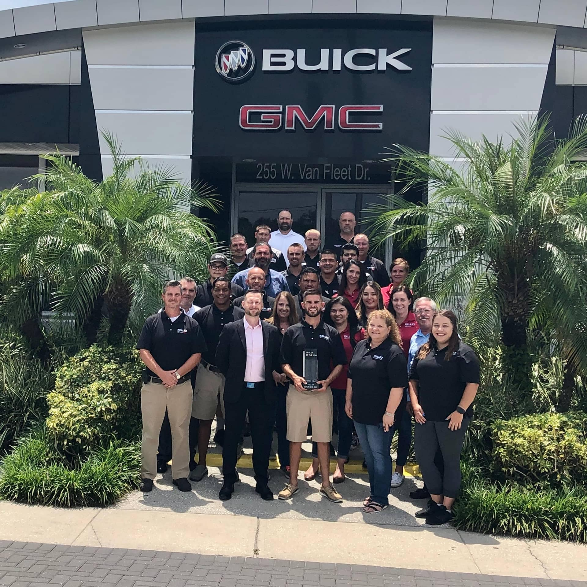 Kelley Buick GMC Dealership