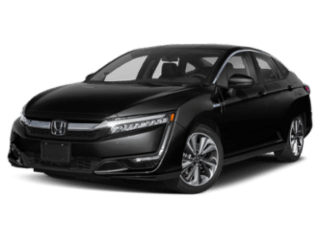 2019 Honda Clarity Plug-In Hybrid black