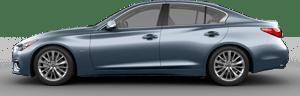 2020 INFINITI Q50 Sedan in Blue